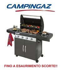 BARBECUE A GAS CAMPINGAZ MODELLO 4 SERIES CLASSIC LS PLUS CON FORNELLO LATERALE