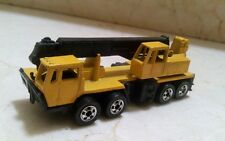 Hot Wheels 1982 - CONSTRUCCION  GRUA - Vintage - Edition Limited