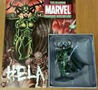 CLASSIC MARVEL FIGURINE COLLECTION ISSUE hela EAGLEMOSS FIGURE only