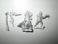 Necromunda 40K kal Jerico and Scabbs metal OOP