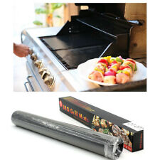 5x Non-stick BBQ Grill Mat Barbecue Baking Liners Reusable Teflon Cooking Sheets