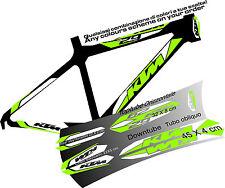 KTM bike  ADESIVI stickers aufkleber autocollant WELCOME INTERNATIONAL BUYERS