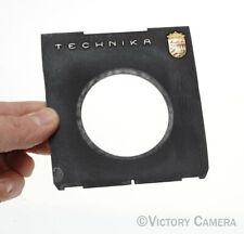 Linhof Genuine Technika IV V #2 Lens Board (39-12)
