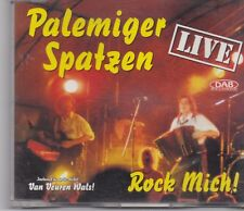 Palemiger Spatzen-Rock Mich cd maxi single