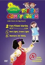 The Big Comfy Couch - Red Light, Green Light/Manners for Molly (DVD, 2004)