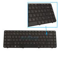 Notebook Laptop Keyboard for HP G56 G62 Compaq Presario CQ56 CQ62 Black HK