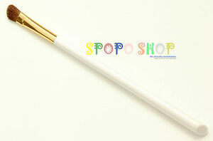 Pro Cosmetics Makeup Large Angled Eye Shadow Shader Brush - Premium Goat Hair