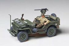 Tamiya 1/35 Scale US Willys MB Jeep Plastic Model Kit 35219 TAM35219
