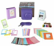 Polaroid Accessories. Polaroid Camera PIC-300 Instant Film Bundle, 9 PC Kit I...