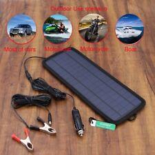 12V 4.5W Solaire Panneau Puissance Voiture Bateau Automobile Batterie Chargeur