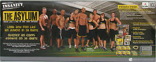 BEACHBODY - INSANITY : The Asylum Complete Kit Brand New: Ladder, Rope, 6 Dvds +