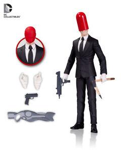 DC Comics Designer Series Capullo Red Hood Figure - Batman, Joker