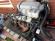 HOLDEN COMMODORE V6 ENGINE AND TRANSMISSION.