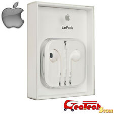 Cuffie Auricolari EarPods Originali BLISTER MD827ZM/A per Apple iPhone 5 5S SE 6