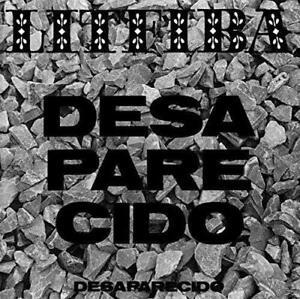 LP Litfiba - Desaparecido VINILE Crystal EDIZIONE LIMITATA