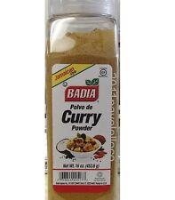 Badia  Curry Powder 16oz polvo de curry jamaican style gluten free