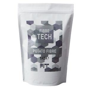 Potato Fibre 1KG - Fibre Tech by FIT
