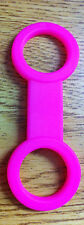Snorkel Keeper Silicone for Scuba Diving Snokeling Mask PINK RB0205