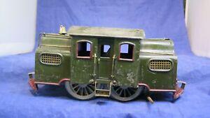 Lionel Early Prewar Standard Gauge Round Cab 1911 Locomotive! RARE! CT