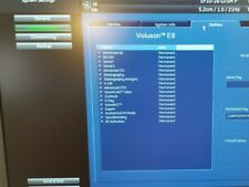 GE VOLUSON E8 BT13 - 3D/4D Imaging – Refurbished by GE 2018 with 4 demo Probes