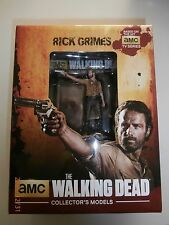 The Walking Dead Figurine and Magazine #1 Rick Grimes Eaglemoss