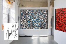 Art Original Painting artwork Oil  Fish Made To Order Australia hand painted