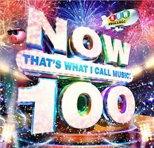NOW That's What I Call Music! 100 - Various Artists CD Album NEW SEALED 2018