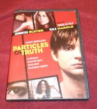 Particles of Truth RARE OOP DVD Jennifer Lester, Gale Harold, Amy Casanova