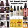PURC Traitement Pour cheveux à la kératine Essence Oil Moisture Anti