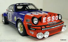 Otto 1/18 Scale Porsche 911 SC Gr.4 Tour de Corse 1980 Resin Cast Model Car