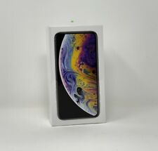 Apple iPhone XS 64GB Silver Silber Smartphone OVP A2097 IOS 13 Smartphone Handy