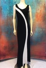 ed5e5d46cf9 Blondie Nites by Jaslene Women s Maxi Dress Evening Formal Cocktail Party  Size 9
