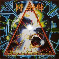 VINILE LP DEF LEPPARD - HYSTERIA 33 GIRI ANNO 1987 ITALY 830 675-1 HARD ROCK