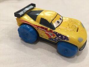 Disney Pixar Cars HYDRO WHEELS JEFF GORVETTE BATH TOY 1:55 MATTEL TOKYO DRIFT X