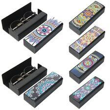 Diy Glasses Storage Case 5D Diamond Painting Craft Art Creative Glasses Case