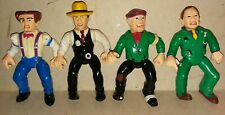 1990 Vintage Playmates Disney Dick Tracy Lot of 4 Action Figures