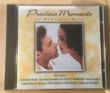 "Various Artists ""Precious Moments"" NEW CD *20 Romantic Hits* PLATCD285 (1998)"