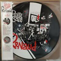 LP x2  Renaud Rouge Sang - Double Picture disc - Neuf Scellé (Mint Sealed)