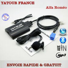 Interface Bluetooth Telephone Mp3 autoradio Alfa Romeo Giulietta