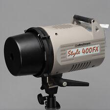 Elinchrom Style FX 400 Studio Lighting Flash Head 400 Ws