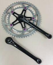 TOPLINE CRANKSET 175 MM DOUBLE DURA ACE RINGS 53-39T