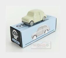 Fiat 600 1955 Pearl Grey OFFICINA-942 1:76 ART1016C
