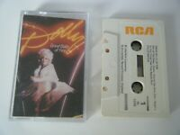 DOLLY PARTON GREAT BALLS OF FIRE CASSETTE TAPE RCA UK 1979