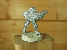 Classic Metal arbites con Grenade Launcher Sin Pintar (2663)