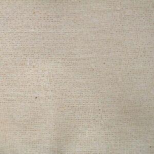 Stiff Fine Wiping Printmakers' Canvas - Scrim - 91cm wide per Metre