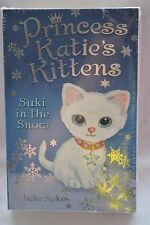 Princess Katie's Kittens Book Children's Collection Set by Julie Sykes Brand New
