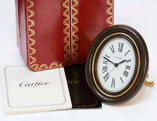 Cartier Baignoire Oval Desk Alarm Clock