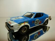 EIDAI GRIP TOYOTA CELICA 2000 LB - RALLY #27 - RHD - BLUE 1:28 -  GOOD CONDITION