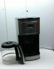 Cuisinart 14-Cup Programmable Coffee Tea Espresso Maker Machine Glass Carafe Pot