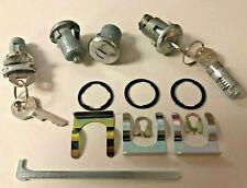 NEW 1964 Buick Skylark & Special Complete OE style lock Set w/ Original GM keys